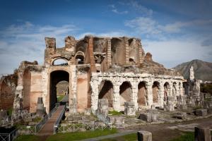 Capua Anfiteatro di Spartaco