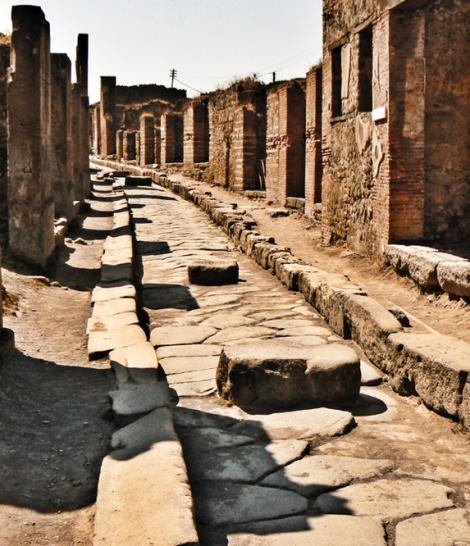 Pompei visita guidata