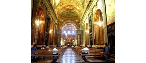 santuario di Pompei interno