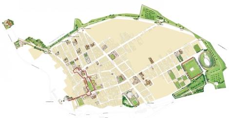 Tour Pompei breve 1 ora