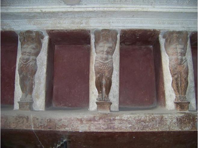 Thermal Baths_Pompeii