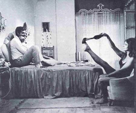 """""""Ieri, oggi e domani"""", regia di V. De Sica, con Sofia Loren"""