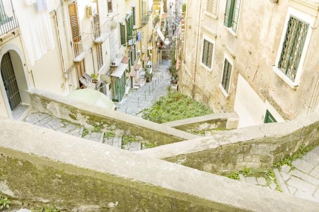 Scalone monumentale di Montesanto