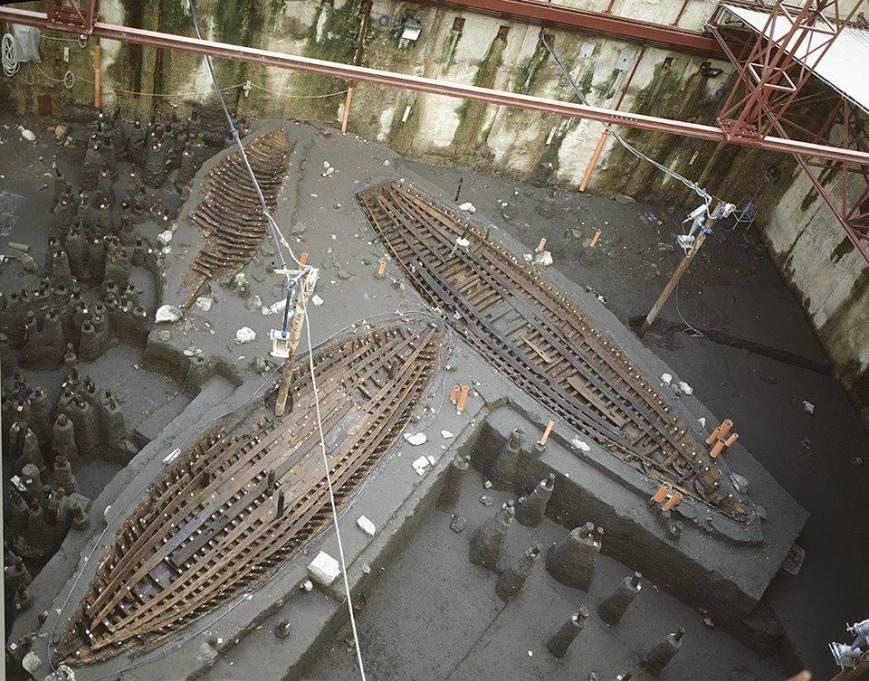 Scavi archeologici in Piazza Municipio